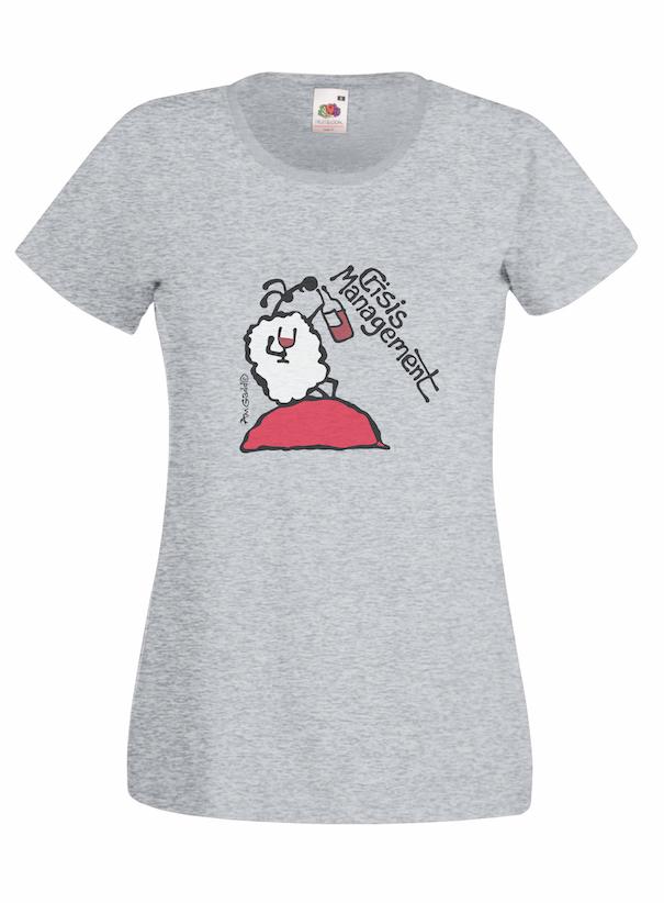 Crisis Management design for t-shirt, hoodie & sweatshirt