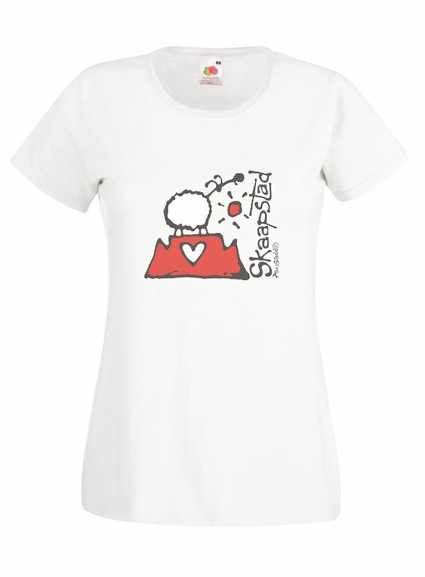 Skaapstad design for t-shirt, hoodie & sweatshirt