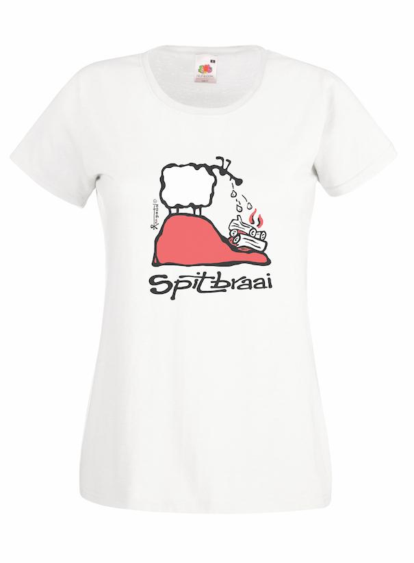 Spitbraai design for t-shirt, hoodie & sweatshirt