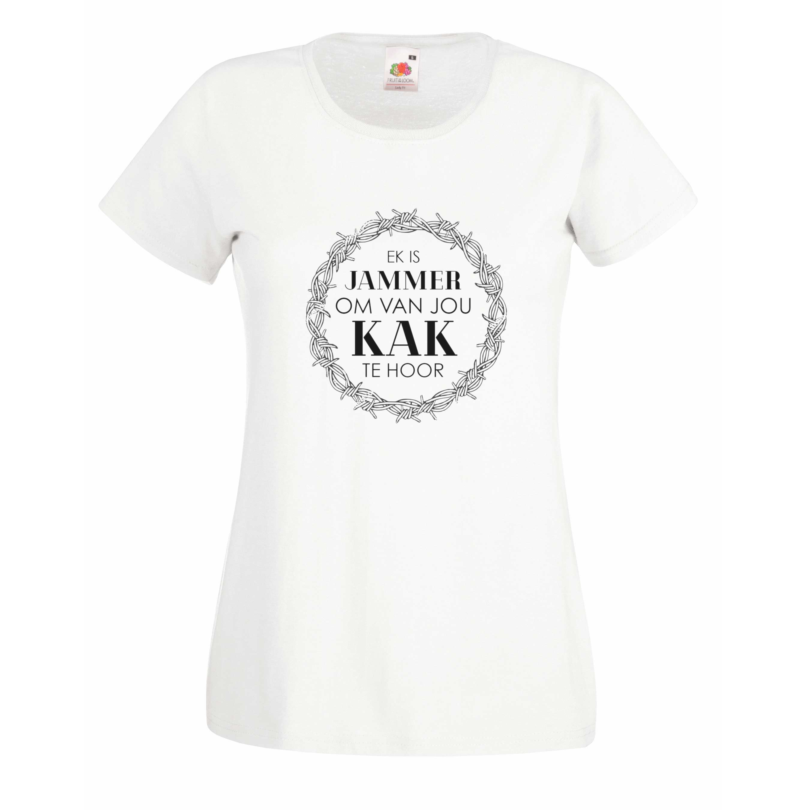 Kak Te Hoor design for t-shirt, hoodie & sweatshirt