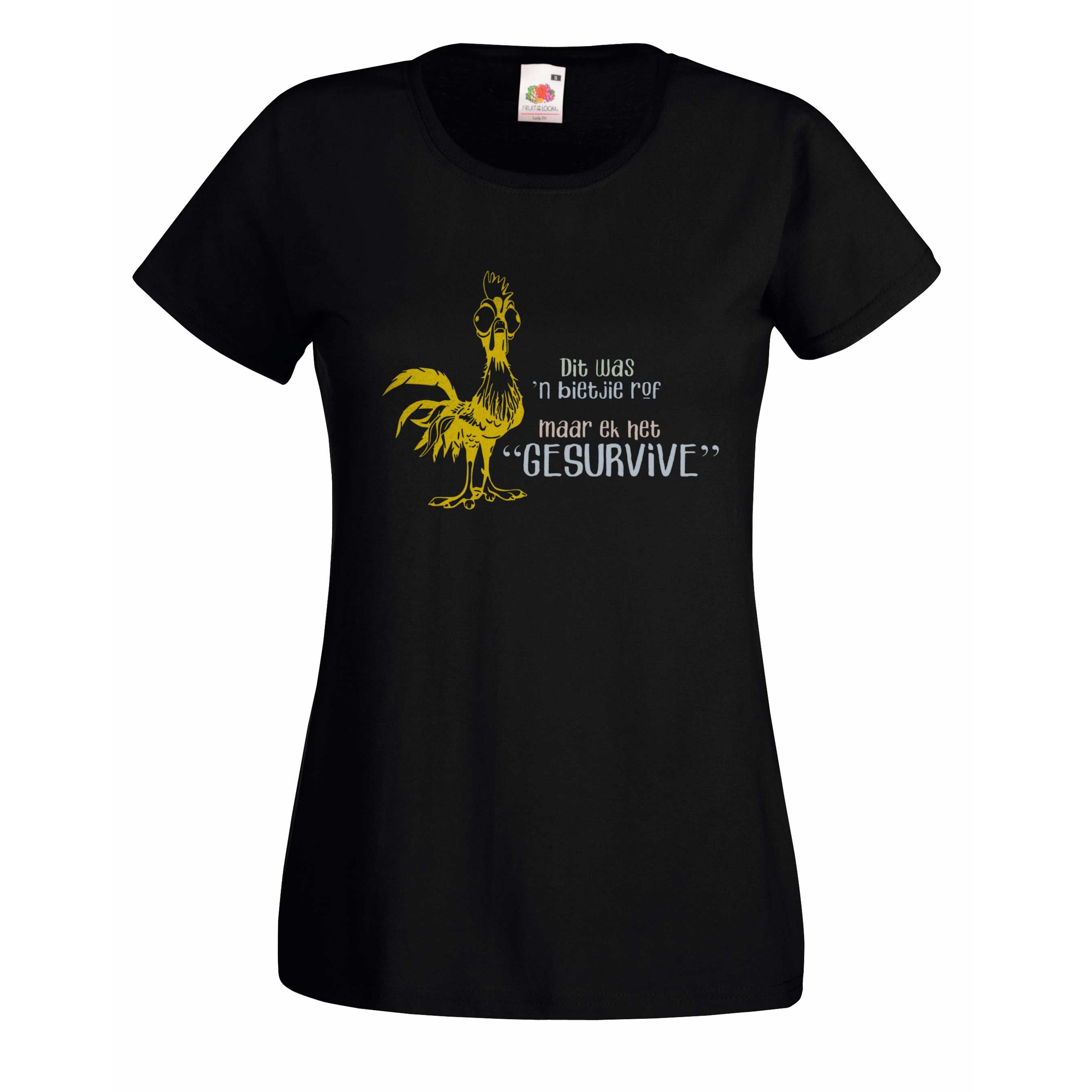 Bietjie Rof design for t-shirt, hoodie & sweatshirt