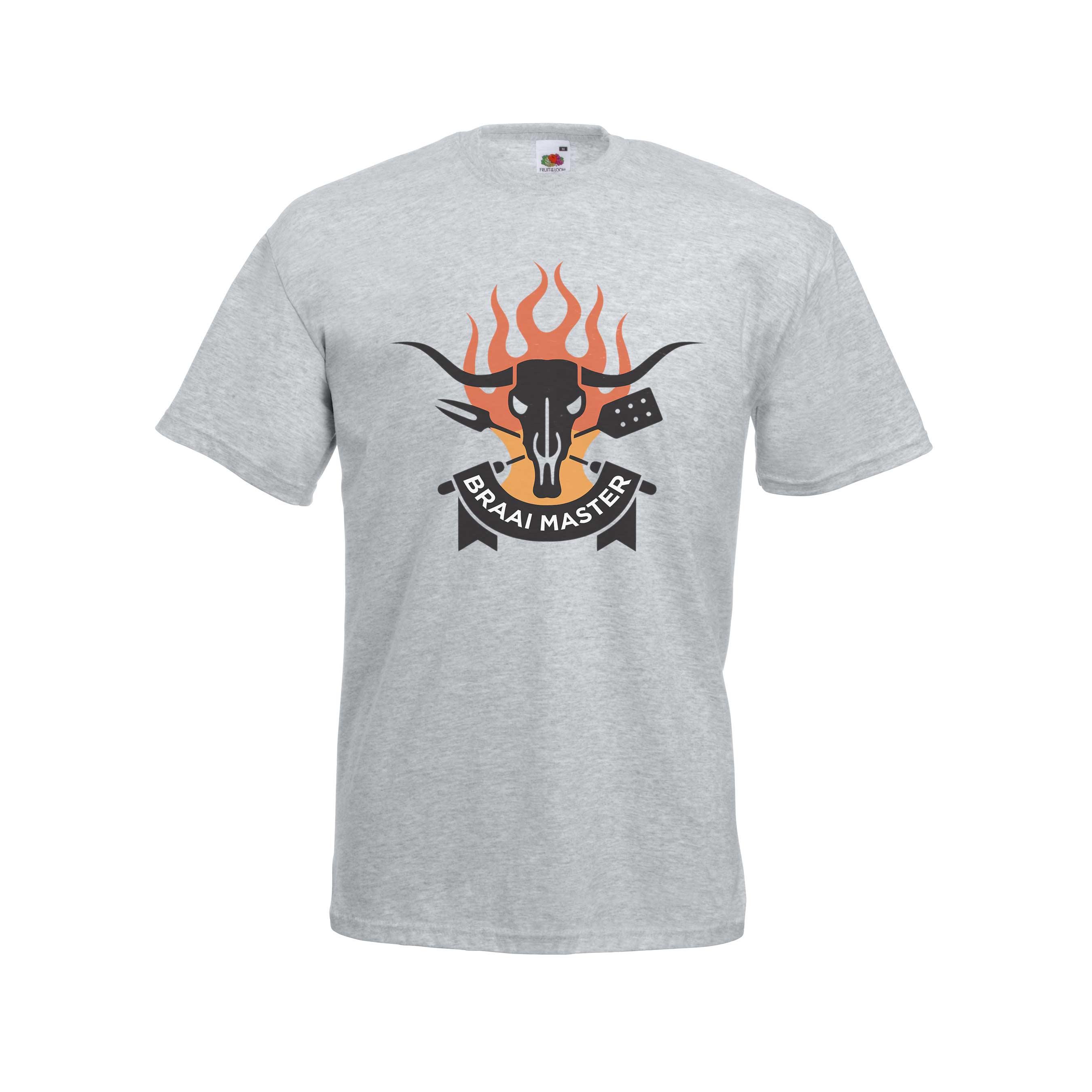 Braai Master design for t-shirt, hoodie & sweatshirt