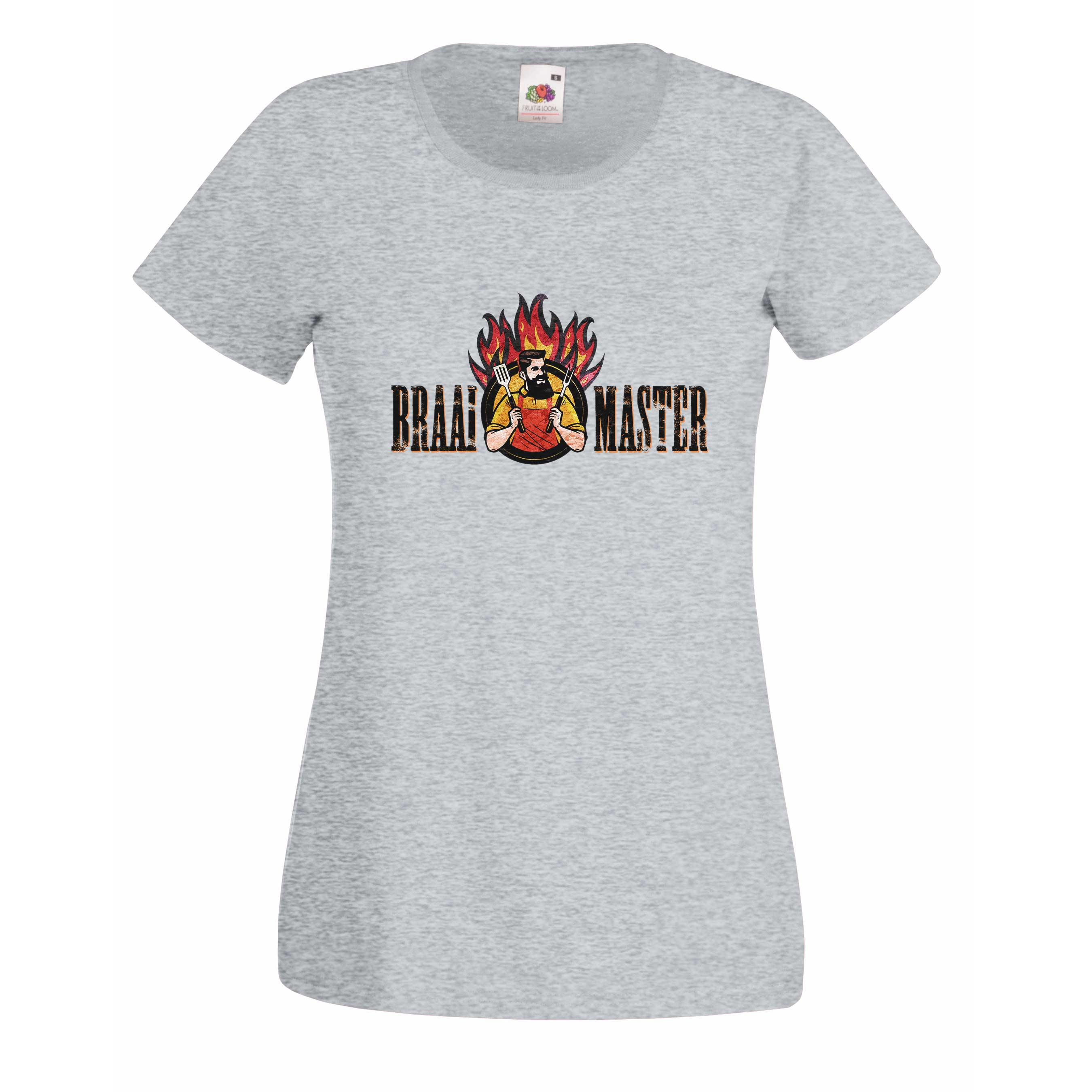 Braai Master 2 design for t-shirt, hoodie & sweatshirt