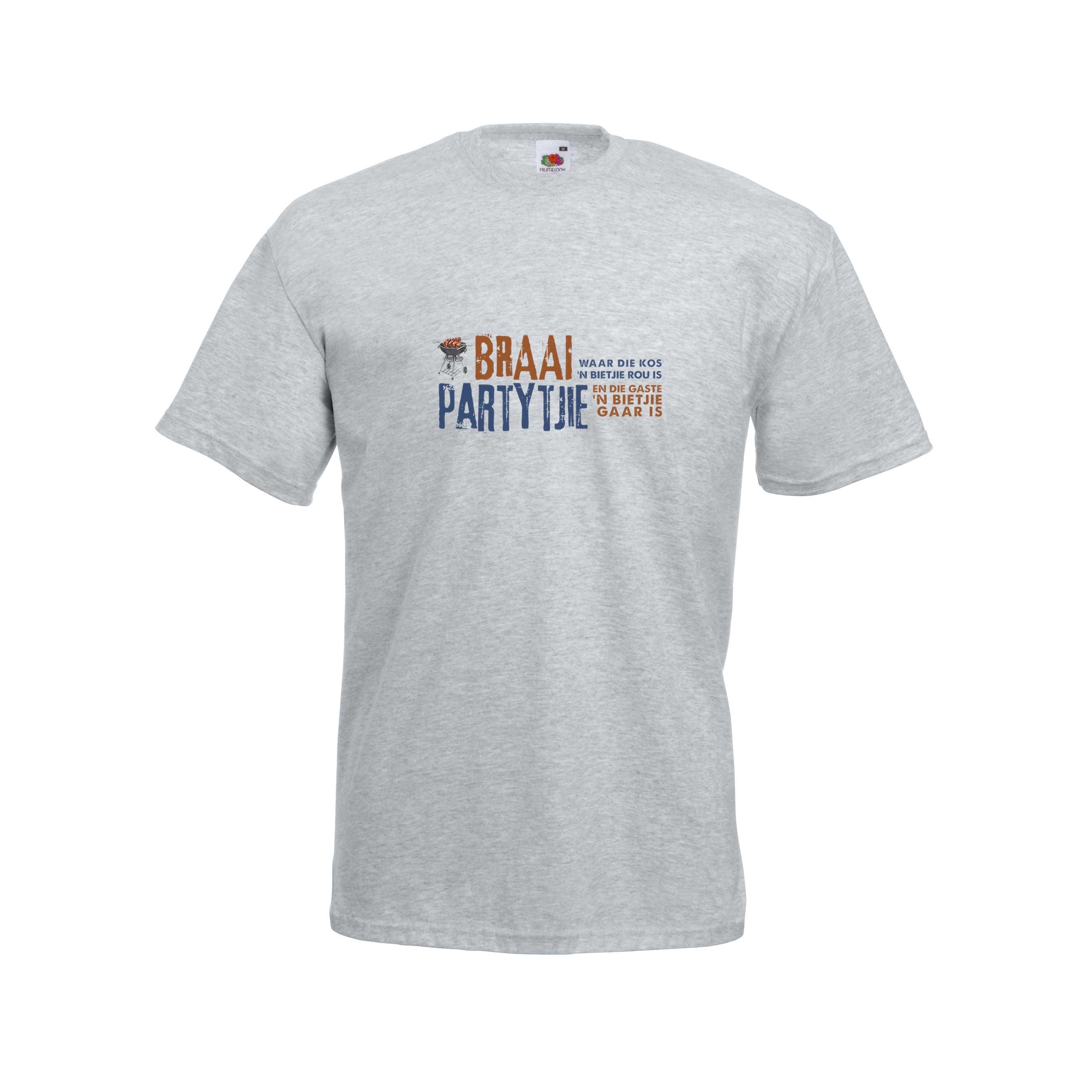 Braai Partytjie design for t-shirt, hoodie & sweatshirt