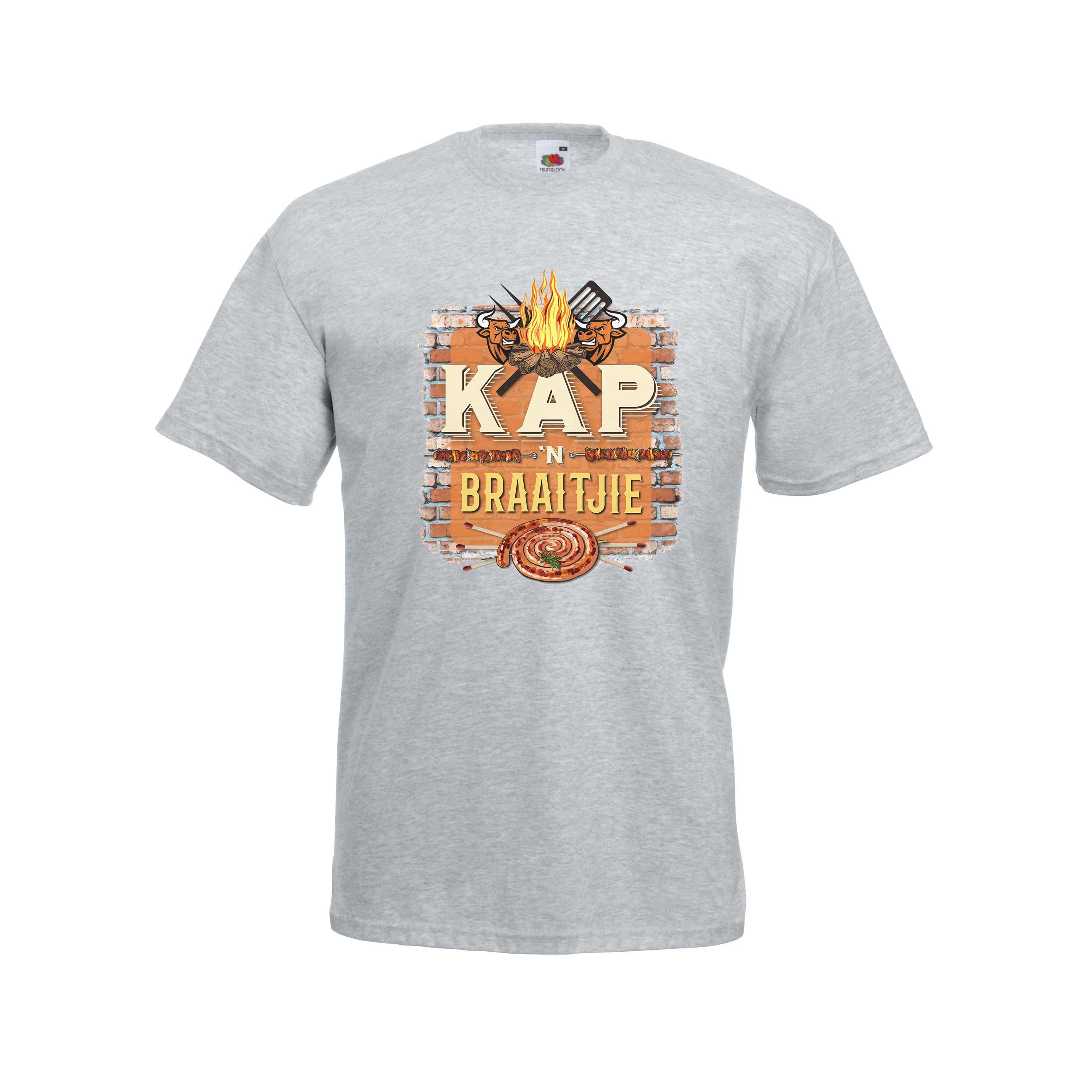 Braaitjie design for t-shirt, hoodie & sweatshirt