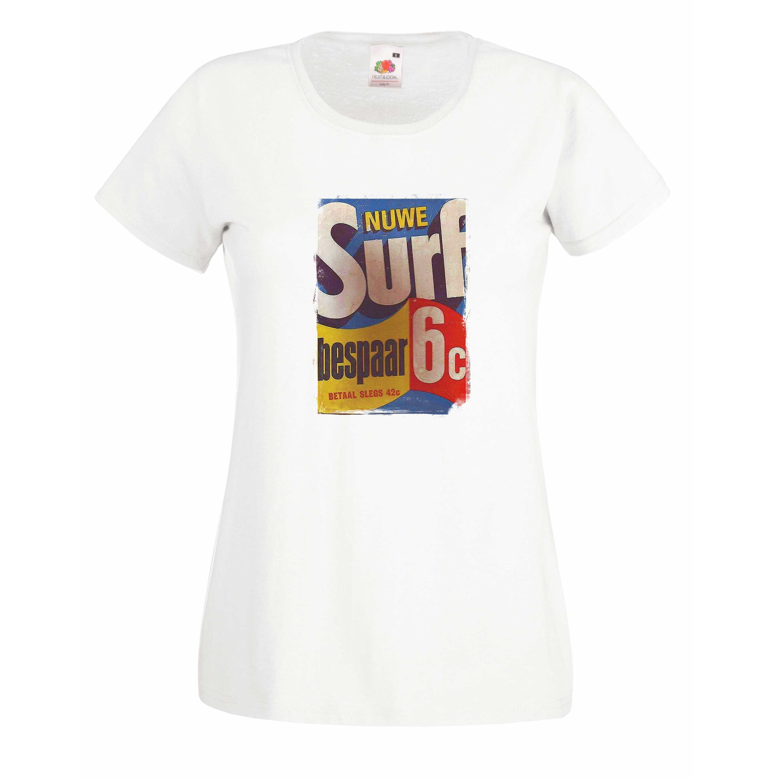 Surf design for t-shirt, hoodie & sweatshirt