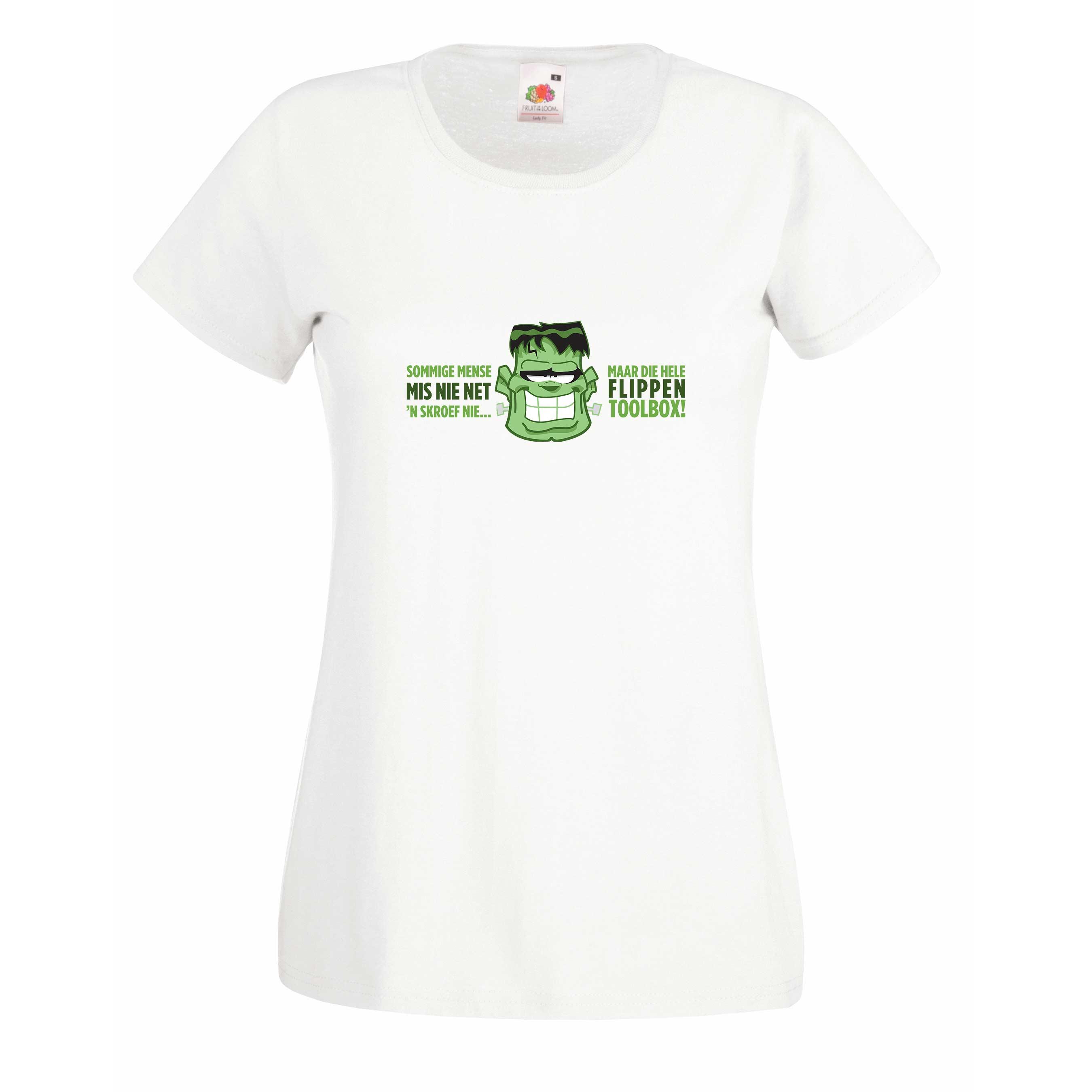 Toolbox design for t-shirt, hoodie & sweatshirt