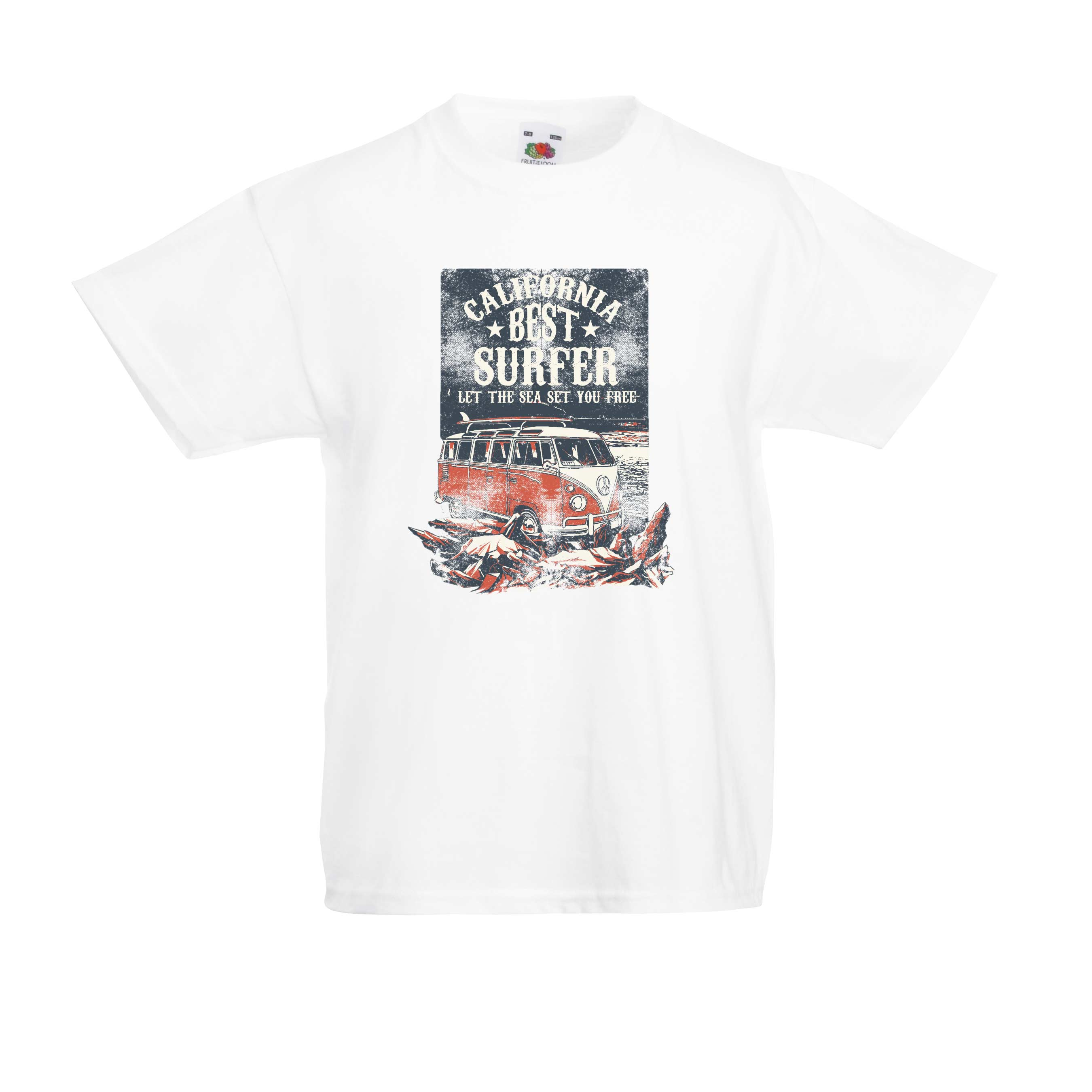 Let The Sea design for t-shirt, hoodie & sweatshirt