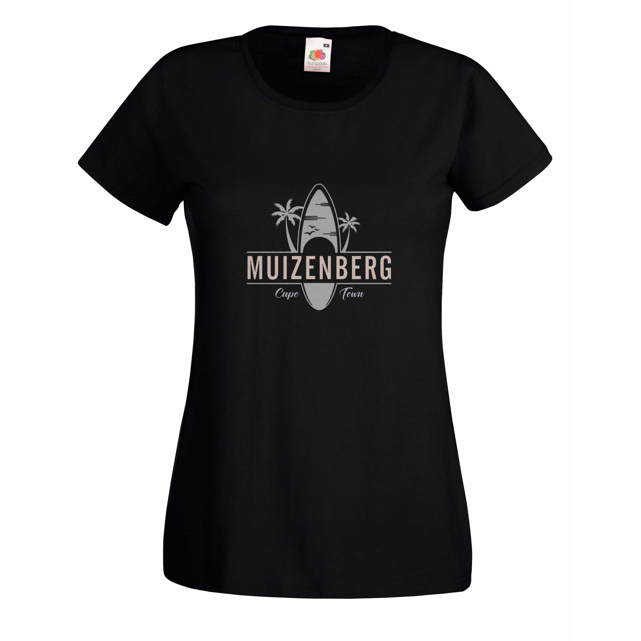 Muizenburg Surf design for t-shirt, hoodie & sweatshirt