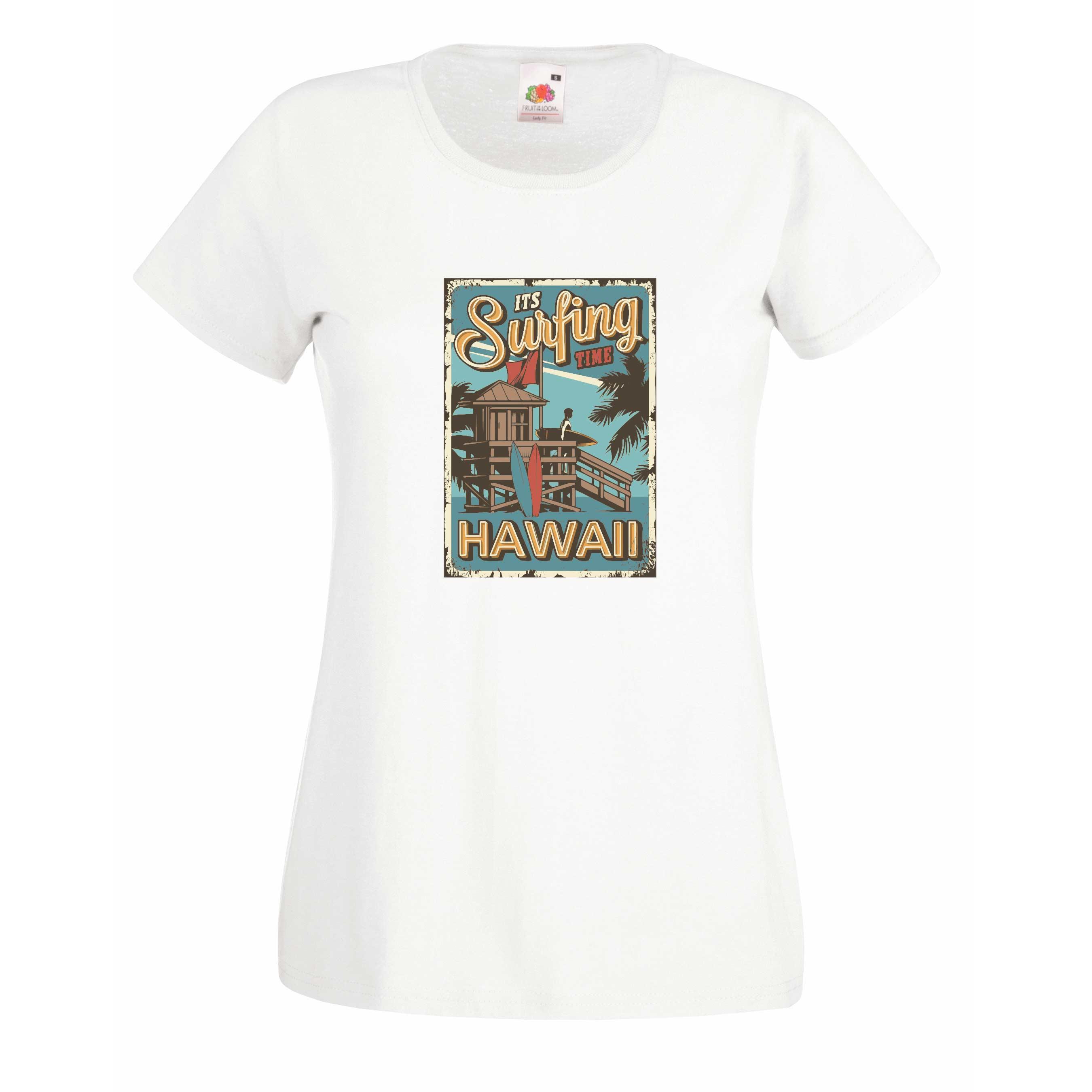 Surfing Time design for t-shirt, hoodie & sweatshirt