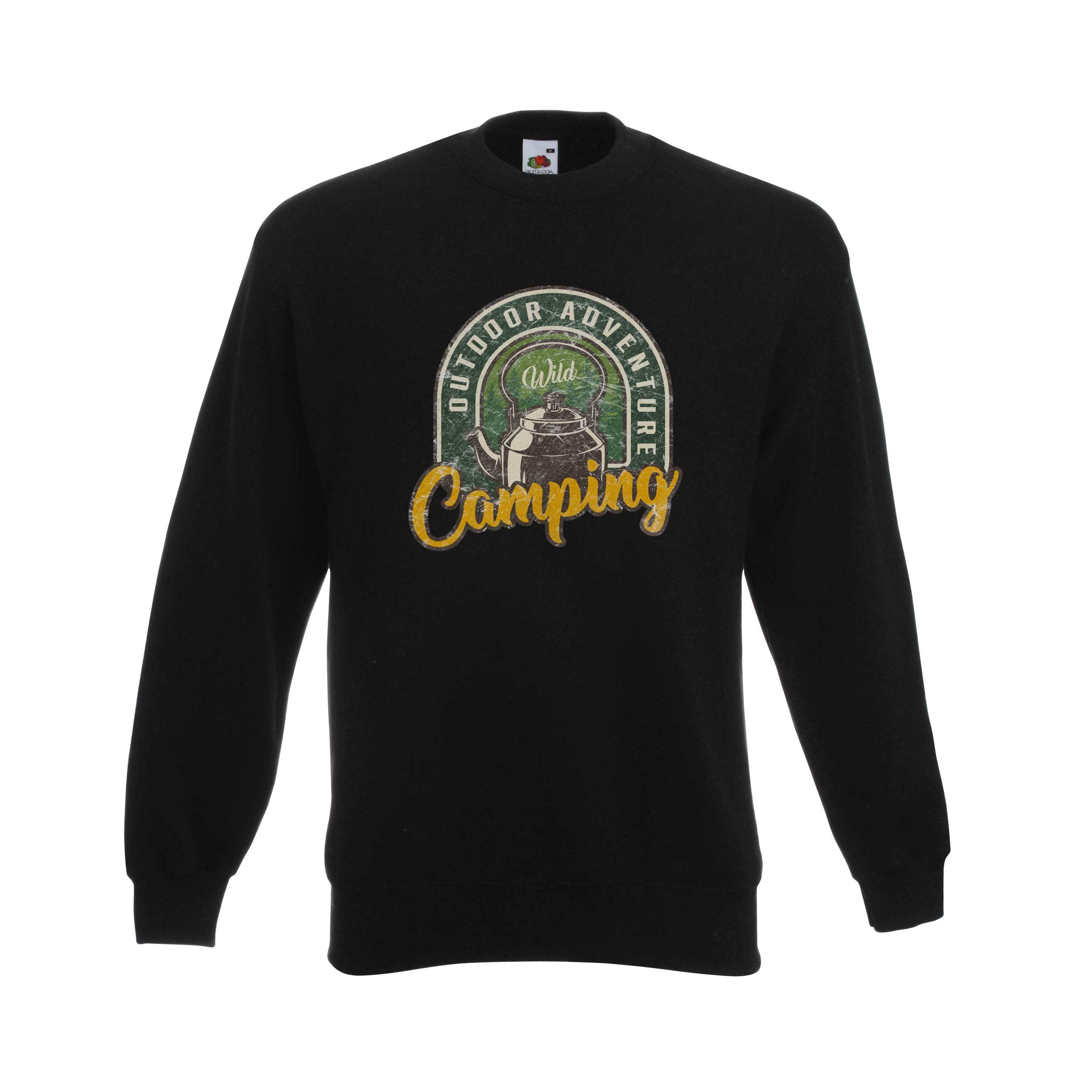 Adventure design for t-shirt, hoodie & sweatshirt