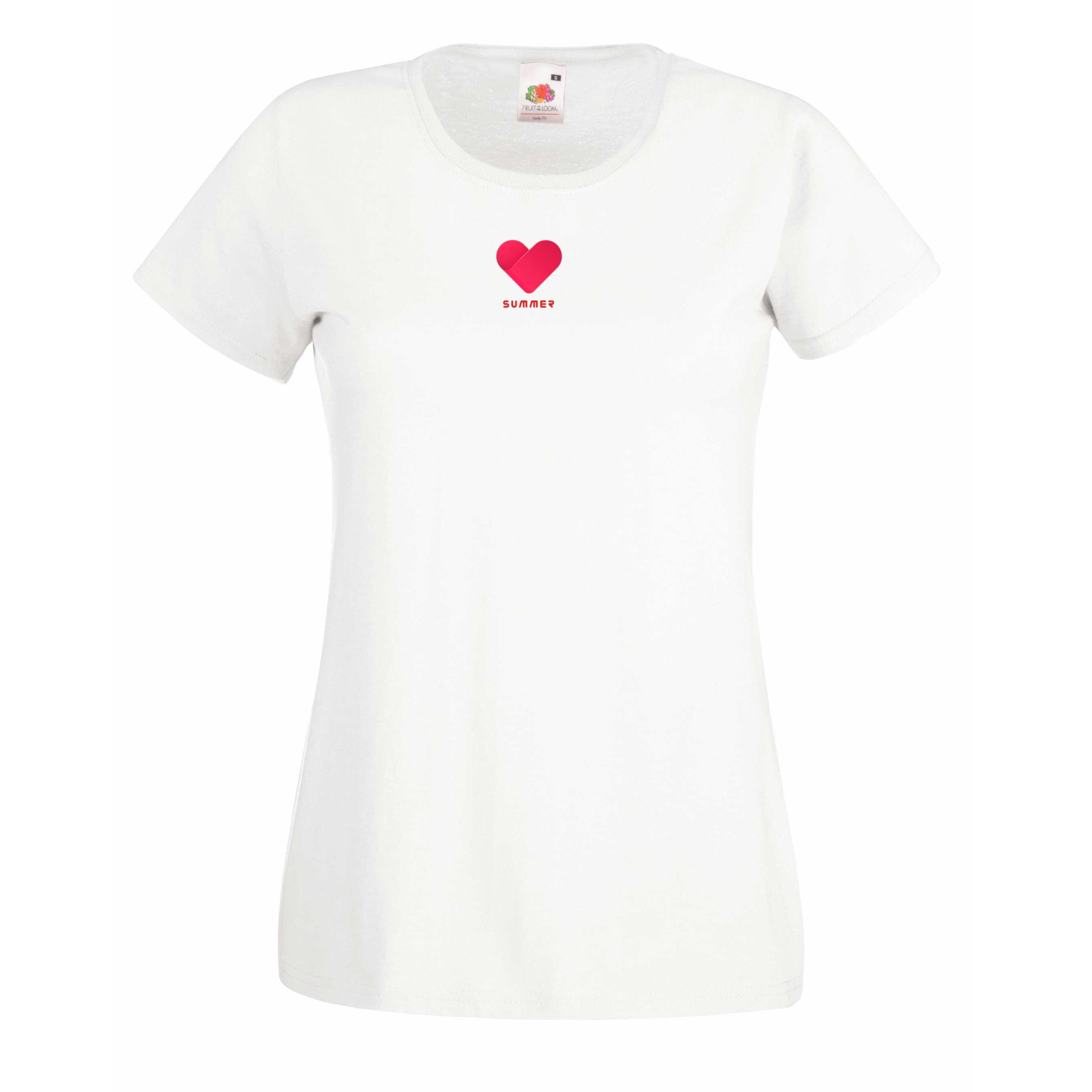 Luv Summer design for t-shirt, hoodie & sweatshirt