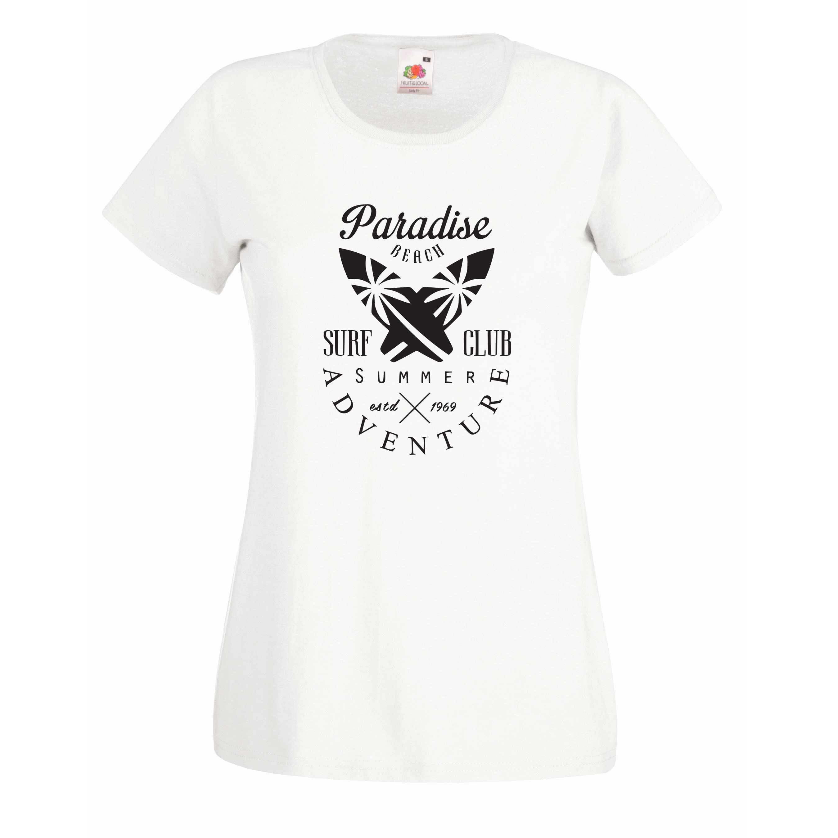 Surf Club design for t-shirt, hoodie & sweatshirt