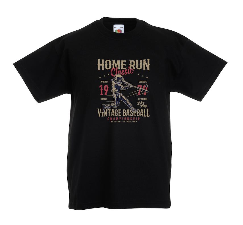 Home Run Classic design for t-shirt, hoodie & sweatshirt