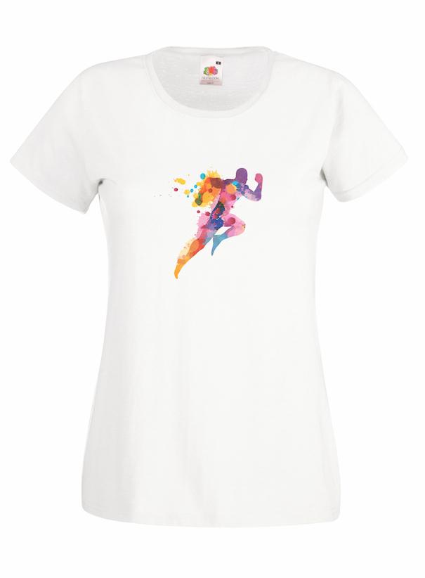 Running Man design for t-shirt, hoodie & sweatshirt