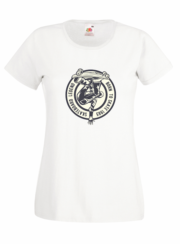 Skateboard Legend design for t-shirt, hoodie & sweatshirt