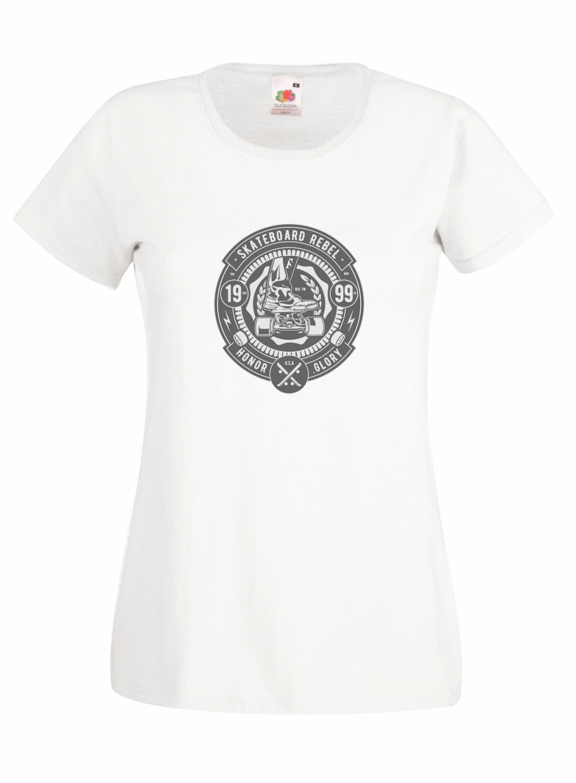 Skateboard Rebel design for t-shirt, hoodie & sweatshirt