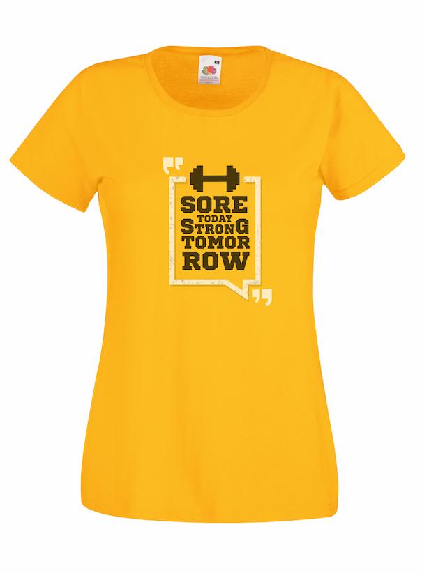 Sore Today design for t-shirt, hoodie & sweatshirt
