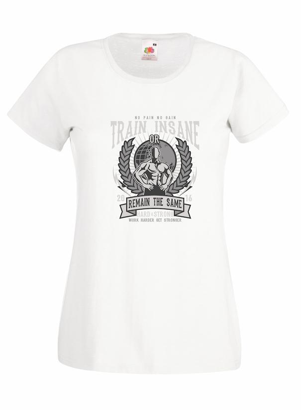 Train Insane design for t-shirt, hoodie & sweatshirt
