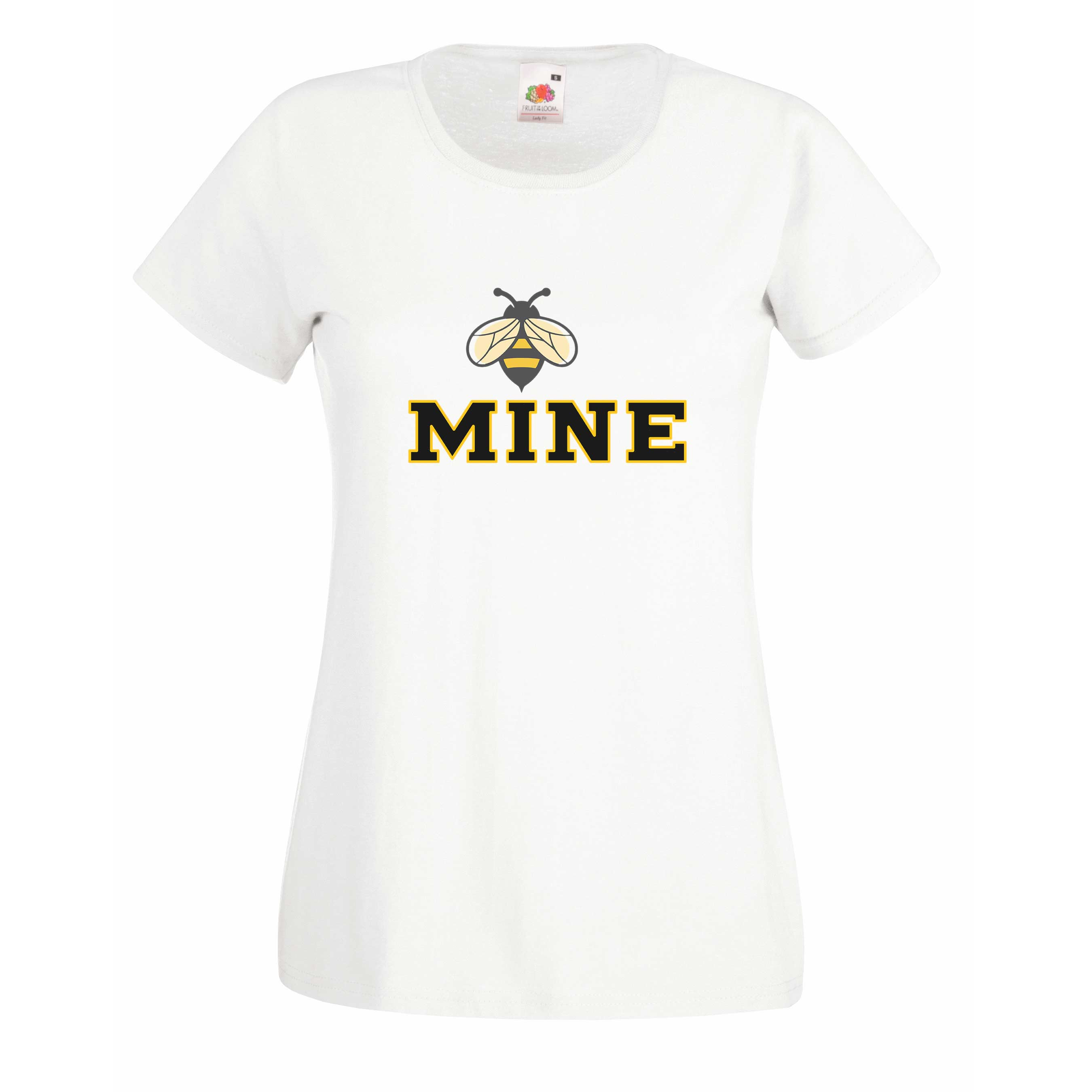 Bee Mine design for t-shirt, hoodie & sweatshirt