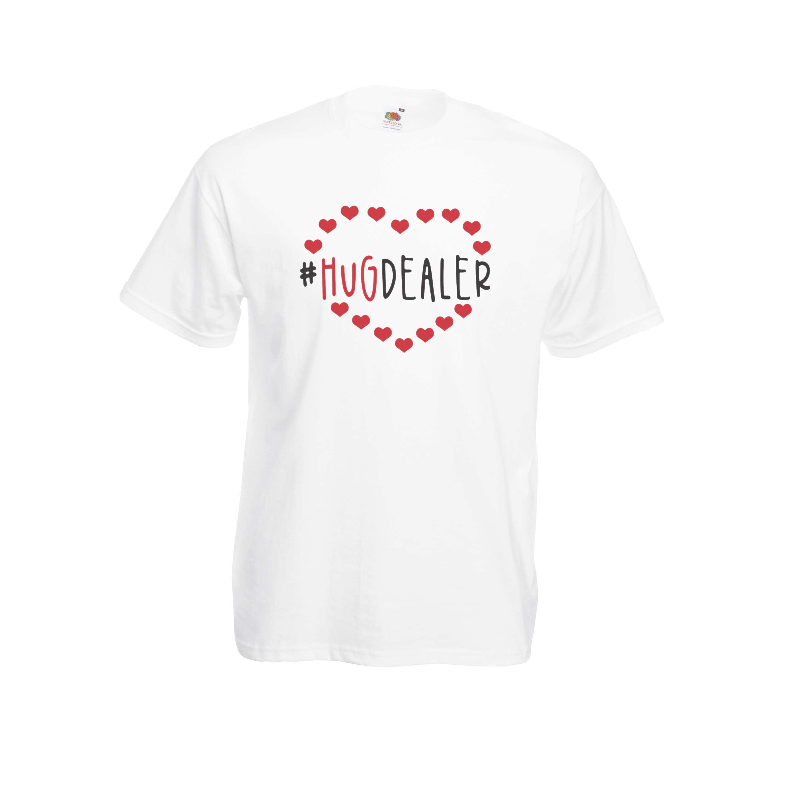 Hug Dealer design for t-shirt, hoodie & sweatshirt