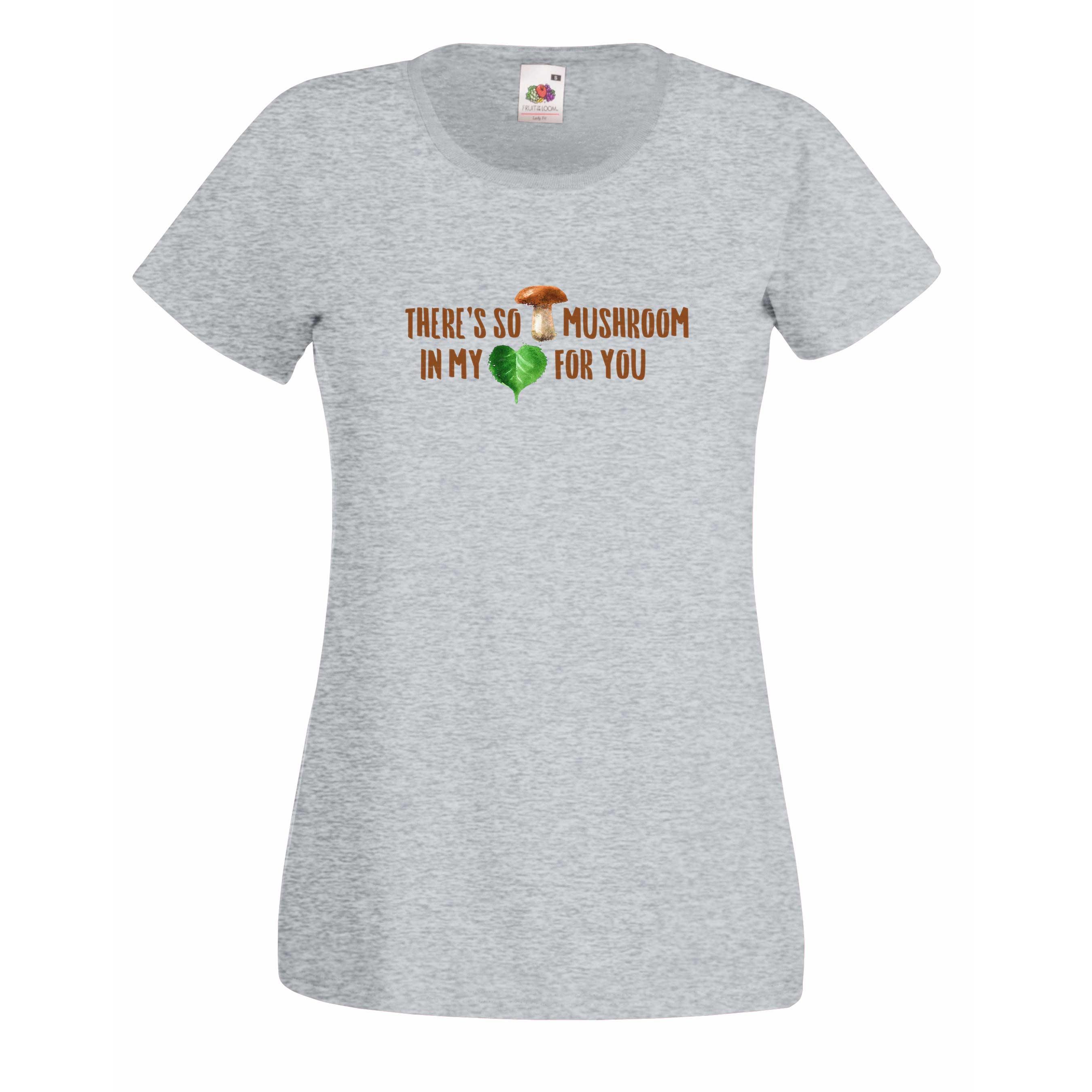 Mushroom design for t-shirt, hoodie & sweatshirt