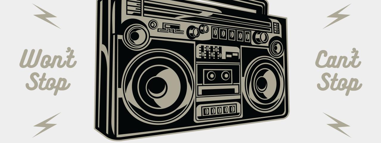 Music designs for t-shirts, hoodies & sweatshirts